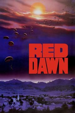Best Action Movies of 1984 : Red Dawn