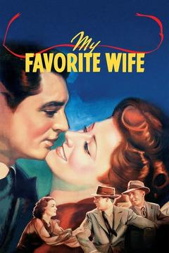 Best Comedy Movies of 1940 : My Favorite Wife