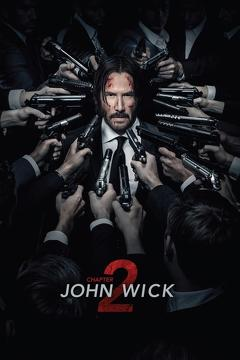 Best Crime Movies of 2017 : John Wick: Chapter 2