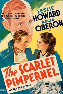 Best Drama Movies of 1934 : The Scarlet Pimpernel