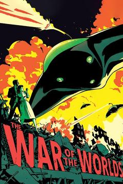Best Action Movies of 1953 : The War of the Worlds