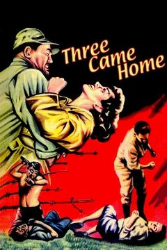 Best War Movies of 1950 : Three Came Home