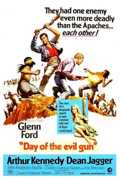 Best Western Movies of 1968 : Day of the Evil Gun