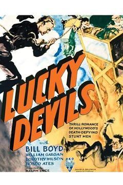 Best Action Movies of 1933 : Lucky Devils