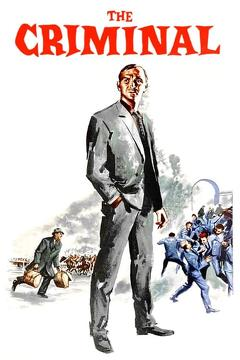 Best Crime Movies of 1960 : The Criminal