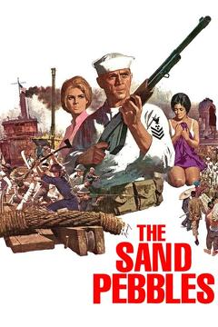 Best War Movies of 1966 : The Sand Pebbles