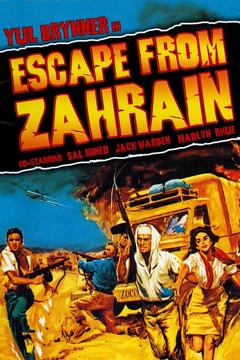 Best Action Movies of 1962 : Escape from Zahrain