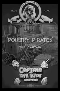 Best Animation Movies of 1938 : Poultry Pirates