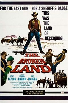 Best Western Movies of 1962 : The Broken Land