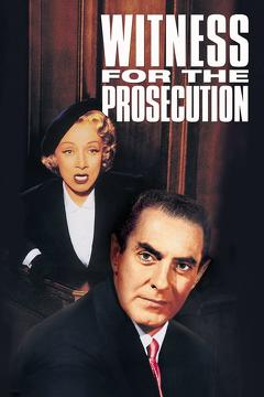 Best Mystery Movies of 1957 : Witness for the Prosecution