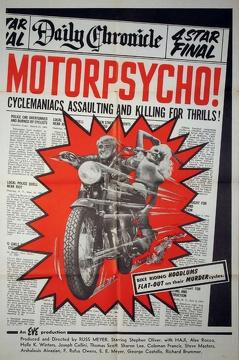 Best Crime Movies of 1965 : Motor Psycho