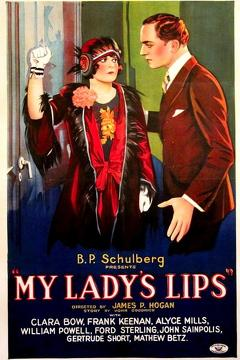Best Crime Movies of 1925 : My Lady's Lips