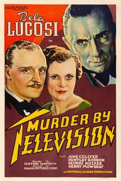 Best Horror Movies of 1935 : Murder by Television