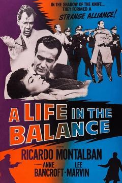 Best Mystery Movies of 1955 : A Life in the Balance