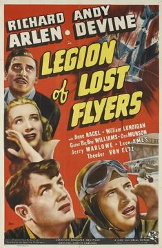 Best Adventure Movies of 1939 : Legion of Lost Flyers