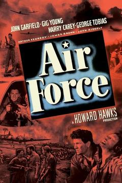 Best Adventure Movies of 1943 : Air Force