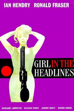 Best Mystery Movies of 1963 : Girl in the Headlines