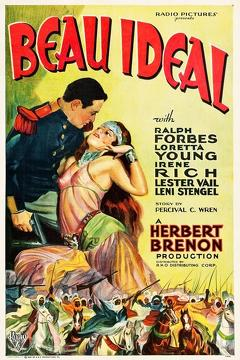 Best Adventure Movies of 1931 : Beau Ideal