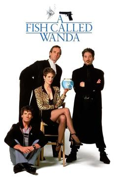 Best Comedy Movies of 1988 : A Fish Called Wanda