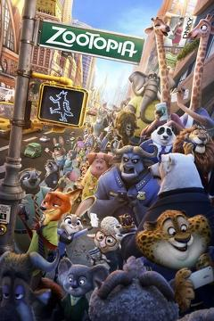 Best Animation Movies : Zootopia