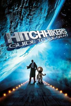 Best Comedy Movies of 2005 : The Hitchhiker's Guide to the Galaxy
