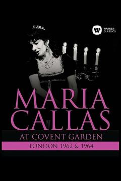 Best Music Movies of 1962 : Maria Callas At Covent Garden, 1962 and 1964