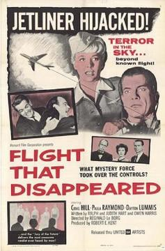 Best Science Fiction Movies of 1961 : The Flight That Disappeared