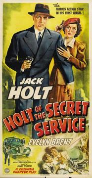Best Action Movies of 1941 : Holt Of The Secret Service