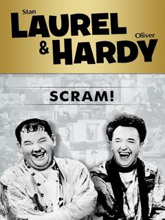 Best Comedy Movies of 1932 : Scram!