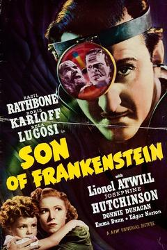 Best Science Fiction Movies of 1939 : Son of Frankenstein