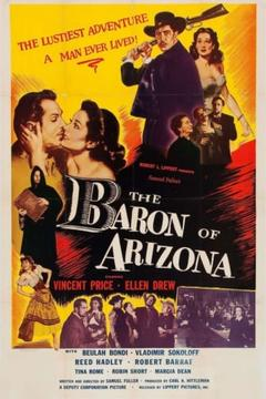 Best Western Movies of 1950 : The Baron of Arizona