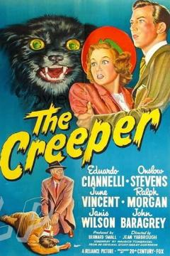 Best Horror Movies of 1948 : The Creeper
