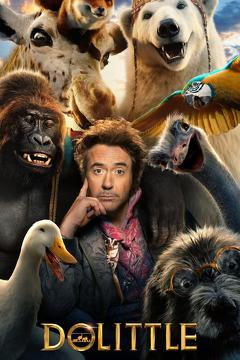Best Family Movies of This Year: Dolittle