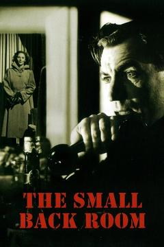 Best War Movies of 1949 : The Small Back Room
