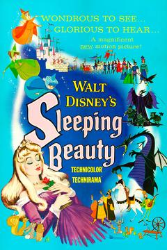 Best Animation Movies of 1959 : Sleeping Beauty