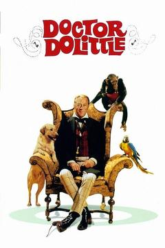 Best Adventure Movies of 1967 : Doctor Dolittle