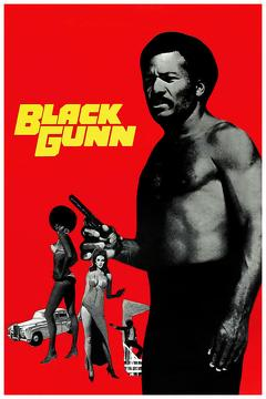 Best Crime Movies of 1972 : Black Gunn