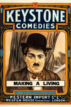 Best Comedy Movies of 1914 : Making a Living