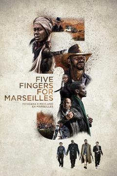 Best Western Movies of 2018 : Five Fingers for Marseilles