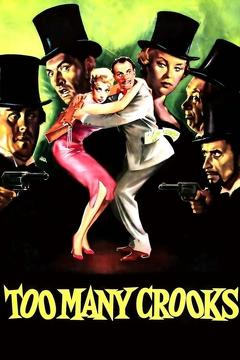 Best Comedy Movies of 1959 : Too Many Crooks