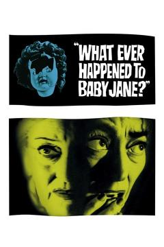 Best Horror Movies of 1962 : What Ever Happened to Baby Jane?