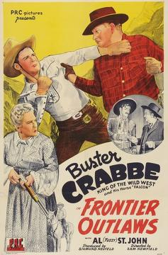 Best Western Movies of 1944 : Frontier Outlaws