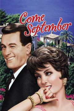 Best Comedy Movies of 1961 : Come September