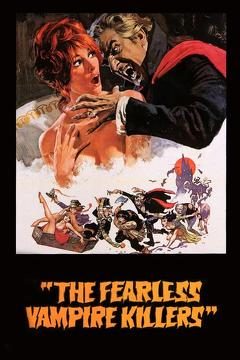 Best Comedy Movies of 1967 : The Fearless Vampire Killers