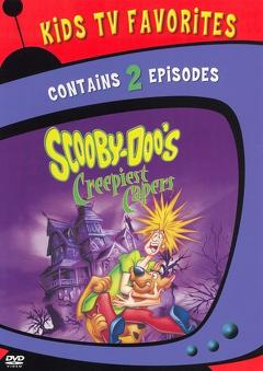 Best Animation Movies of 2000 : Scooby-Doo's Creepiest Capers
