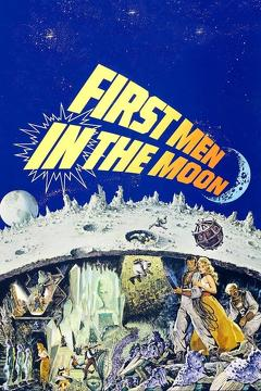 Best Adventure Movies of 1964 : First Men in the Moon
