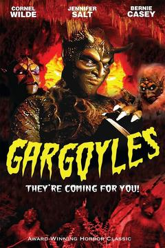 Best Horror Movies of 1972 : Gargoyles