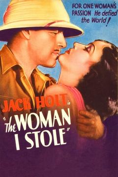 Best Adventure Movies of 1933 : The Woman I Stole