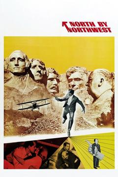 Best Mystery Movies of 1959 : North by Northwest