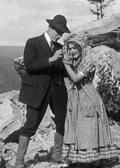 Best Movies of 1909 : The Mountaineer's Honor